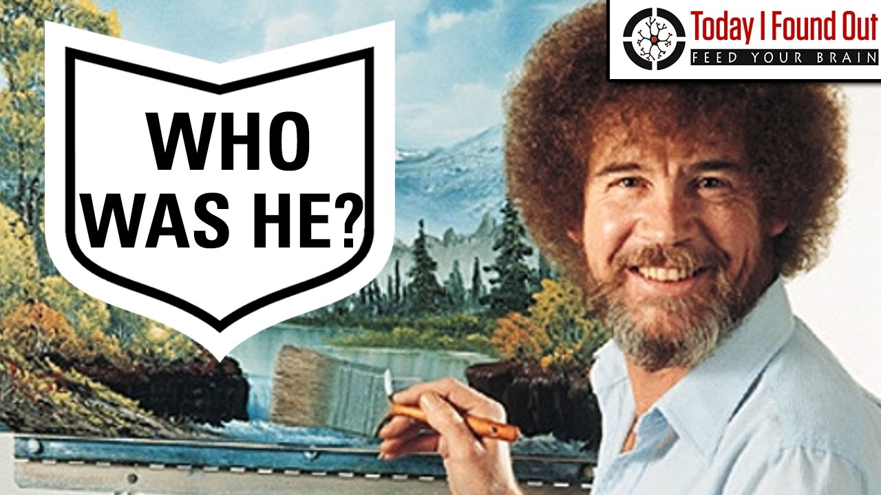 What Was Bob Ross' Net Worth at the Time of His Death?