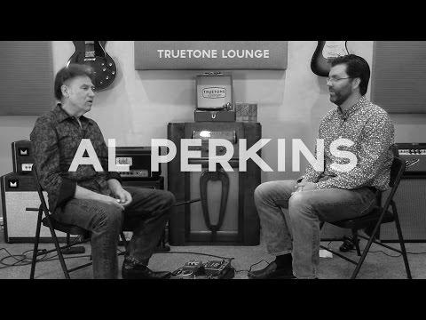 Truetone Lounge   Episode #1    Al Perkins