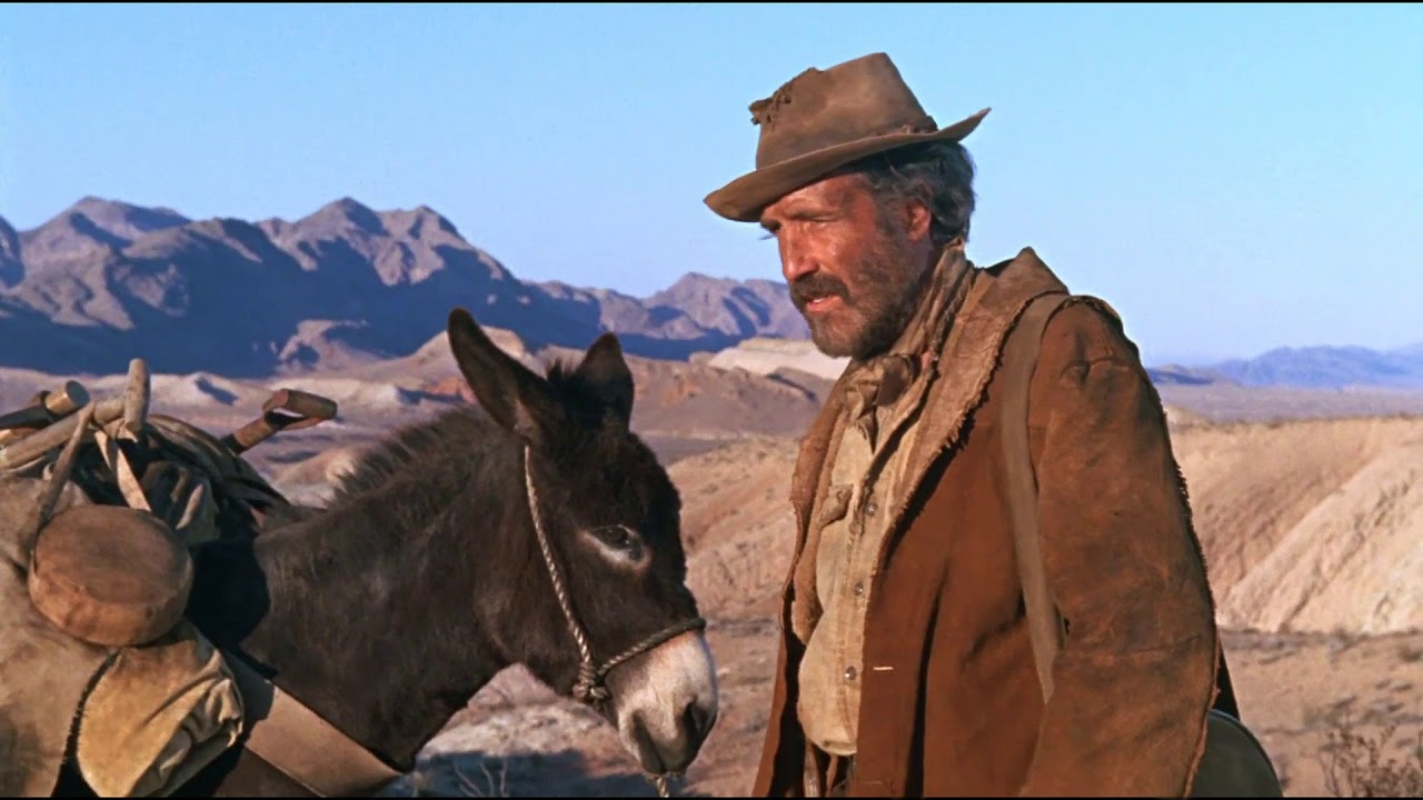 Download The Ballad of Cable Hogue (1970) Opening Scene   60fps 1080p HD