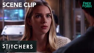 Stitchers | Season 3, Episode 3: Kirsten Finds The Answer | Freeform