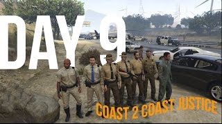 GTA 5 LSPDFR ONLINE Multiplayer WITH C2CJ LASD [Day 9]