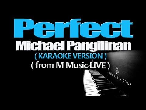PERFECT - Khel Pangilinan (KARAOKE VERSION) (from M MUSIC LIVE)