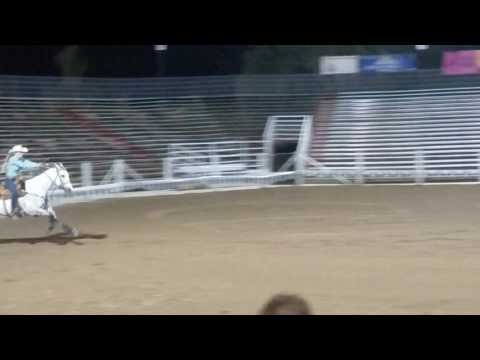 Pro Rodeo Barrel Racing - Pleasant Grove, UT June 14, 2017