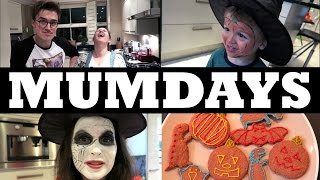Toddler Halloween FAIL! | MUMDAYS