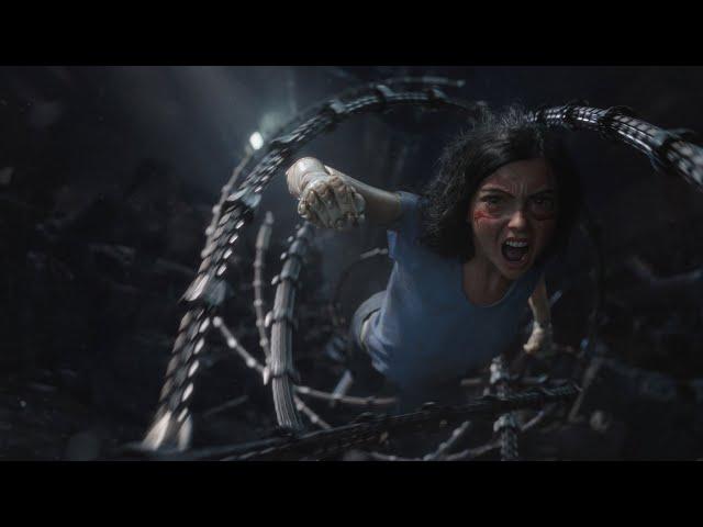 ALITA: ÁNGEL DE COMBATE | Nuevo tráiler HD Español | Diciembre en cines