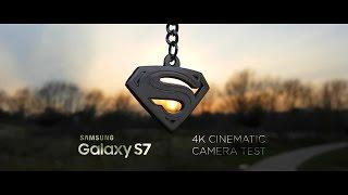 Samsung Galaxy S7 Camera Test (4K Cinematic)