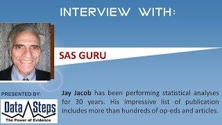Interview with JAY JACOB WIND, SAS Guru