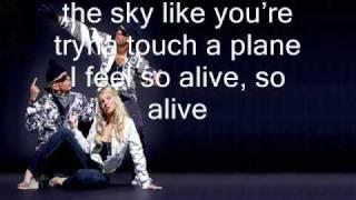 Skepta Ft N-dubz - So Alive With Lyrics