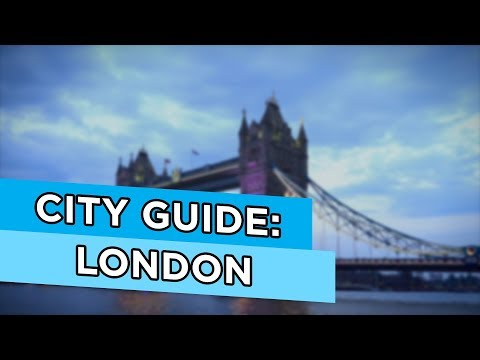 Grand Prix City Guide: London