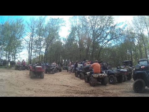 Soldier Creek ATV ride 4/16/16