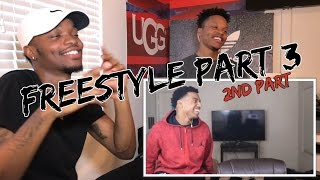 Zias & B.Lou Freestyle Compilation Pt 3.91  (( Reaction )) - LawTWINZ (2nd Part)