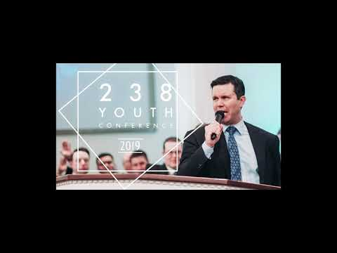 NATHANIEL URSHAN – MY GOSPEL-  238 YOUTH CONFERENCE WEDNESDAY NIGHT PREACHING