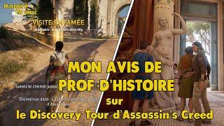 Mon avis de prof sur le Discovery Tour d'Assassin's Creed Origins - Histoire en Jeux #6