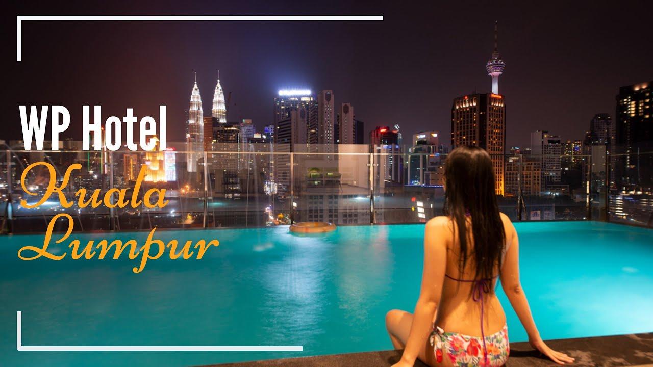 Wp hotel rooftop pool kuala lumpur malaysia youtube - Rooftop swimming pool kuala lumpur ...