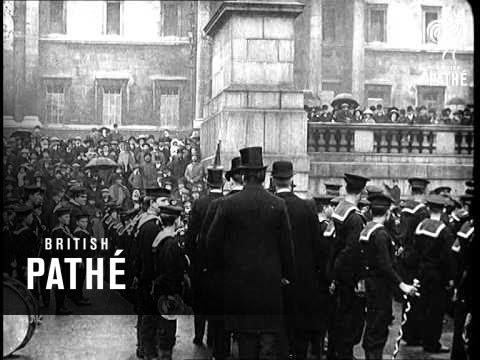 Trafalgar Day (1910-1919)