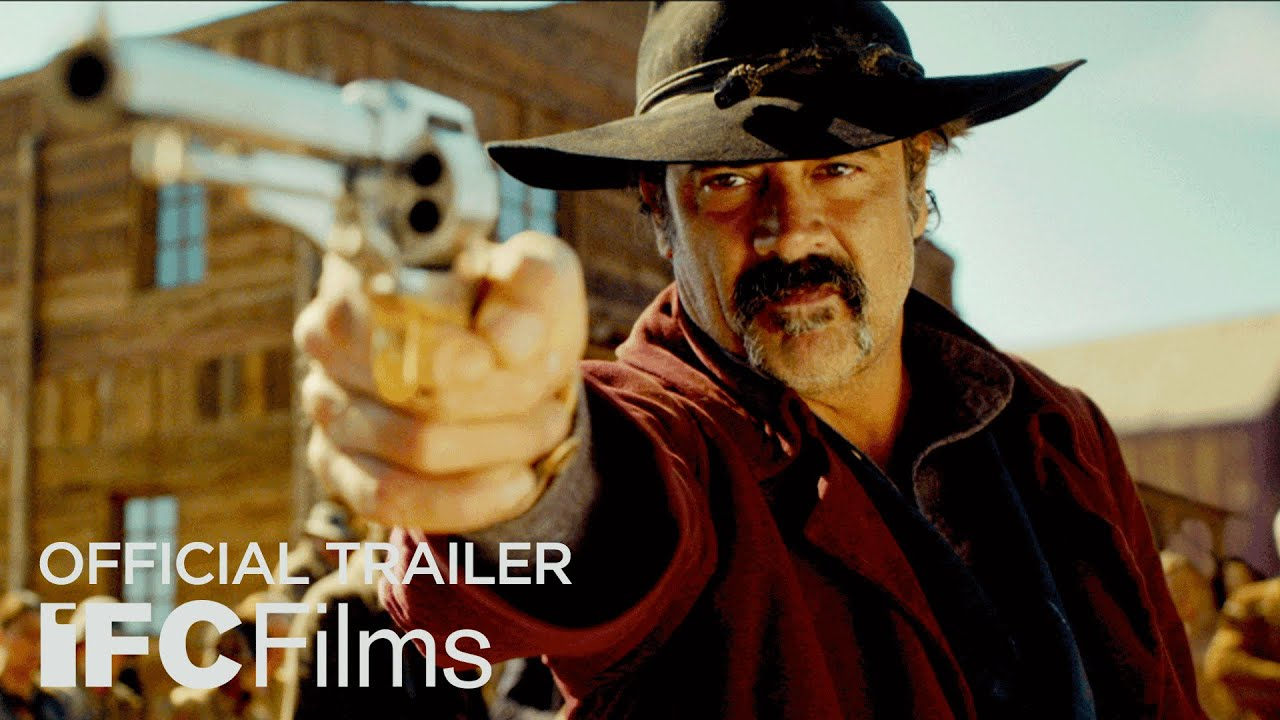 Download The Salvation - Official Trailer I HD I IFC Films