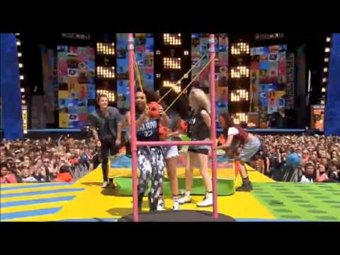 Little Mix Catapult Game - 01/07/12