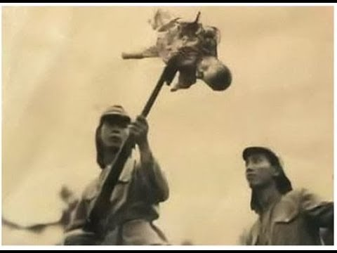 WW2 Japanese war crimes - Japanese Invasion of China 1937-1944  (Asian Holocaust)