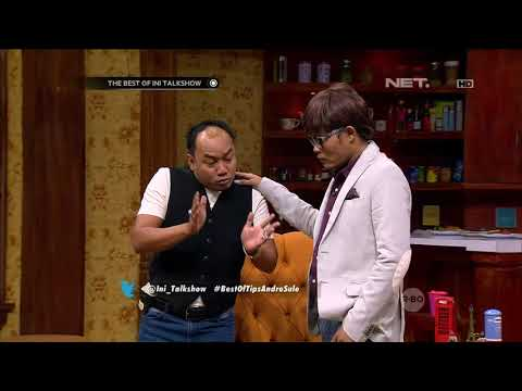 Azis Gagap Cerita Nunung Yang Ketangkap Razia - The Best of Ini Talk Show