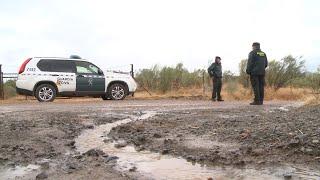 Guardia Civil busca el cuerpo de Manuela Chavero tras la detención de un vecino