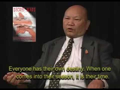 ม้ง นายพลหวังเปา General Vang Pao_s message to the youth!.flv
