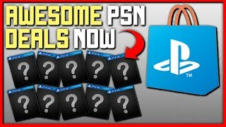 10 AWESOME PS4 GAME DEALS AVAILABLE RIGHT NOW - BIG PSN SALE!