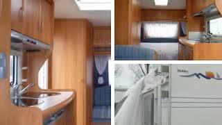 Hobby De luxe Easy 400 SF