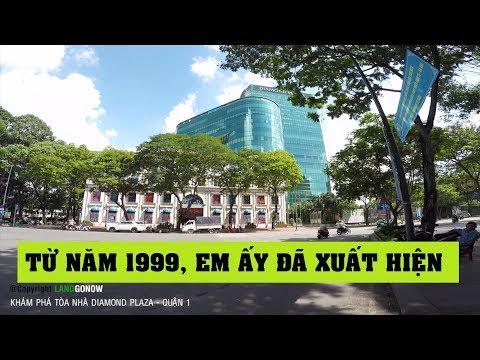Khám phá tòa nhà Diamond Plaza, Lê Duẫn, Bến Nghé, Quận 1 - Land Go Now ✔