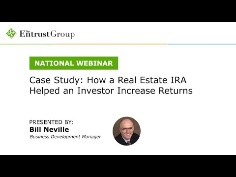 Case Study: How a Real Estate IRA Helped an Investor Increase Returns