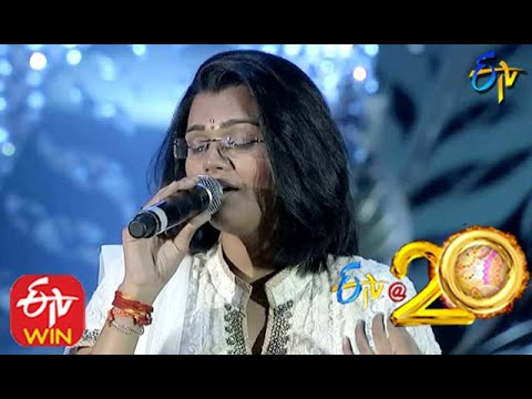 Hemachandra, Pranavi Performs - Hayi Hayiga  Song in ETV @ 20 Years Celebrations - 2nd August 2015