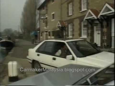 Top Gear 1991: Proton Saga (Proton as UK's fastest growing car company)