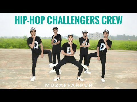 MUZAFFARPUR HIP HOP CHALLENGERS CREW | SCOOBY DOO PA PA | HIGH RATED | BOM DIGGY | DANCE |VICKY JOHN