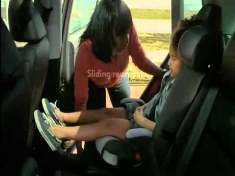 "Sade Kimora Young Volkswagen Commercial ""Rear Seats"""