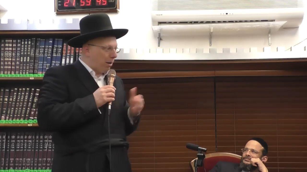 """ערוץ 'הלווין של מרן' - דר וסחרת - הרב ליאור גלזר שליט""""א"""