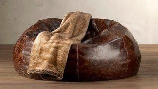 Кресло мешок(Видео-блог о дизайне, архитектуре и стиле. Идеи для тех кто обустраивает свой дом, квартиру, дачу, садовый..., 2014-03-31T21:03:15.000Z)