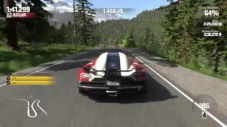 DriveClub on PS4. Canadian race