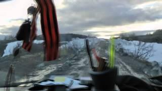 Кольский полуостров - дорога на полуостров Рыбачий 02.06.11(водопады и река Титовка, перевал Мустатунтури, одни из первых рыбаков в текущем сезоне., 2011-06-07T10:07:58.000Z)