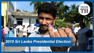 Sri Lankan Presidential election: Key contenders and issues