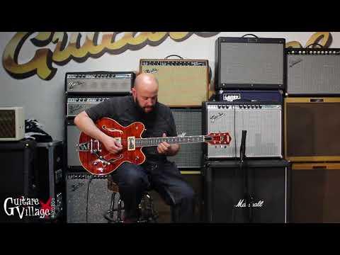 Gretsch Broadkaster G6609 TFM - Guitare Village