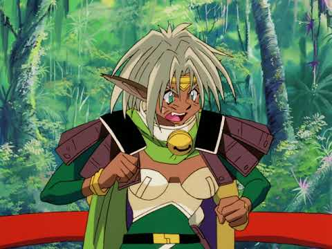 Outlaw Star EP 03  Into Burning Space