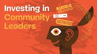 Investing in Community Leaders, Victor Robinson