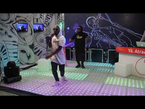 Denny OG & Vizzow Nice Cantam GOOD LIFE No Programa Atrações