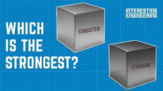 Tungsten Vs. Titanium Comparison