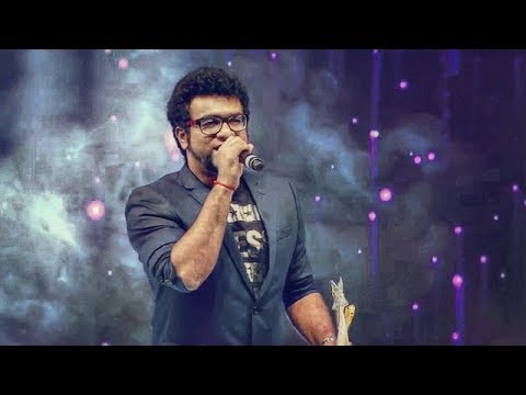 Asianet YUVA Film Awarda 2017 | haricharan song