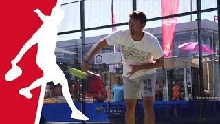 Juan Carlos Ferrero: de estrella del tenis a enamorado del pádel | World Padel Tour 2016