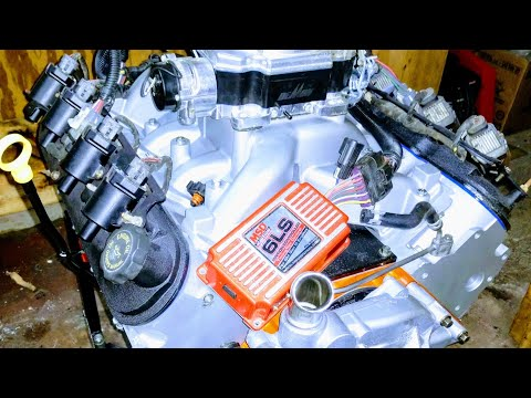 HOW TO: MSD-6010, 6012, 6014 IGNITION CONTROLLER  Ls1 4 8