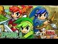 Triforce Heroes - Episode 5: Crique capricieuse et temple de l'eau