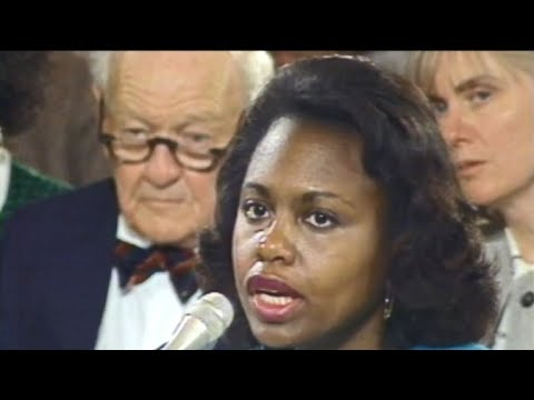 Reporter who covered Anita Hill testimony reacts to Thursday's hearings