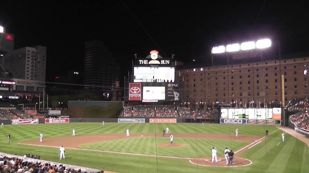 Baltimore Orioles - Oriole Park at Camden Yards - 2010 ...