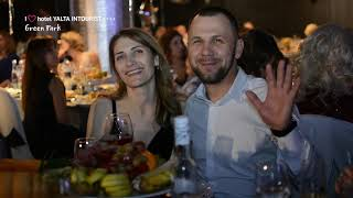 Новый год 2020 в Отеле Yalta Intourist